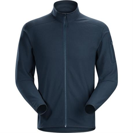 Arc'teryx FLEECE Jacket Men's Delta LT Tui Blue