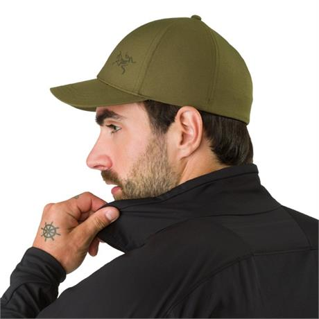 Arc'teryx Hat Bird Cap Taan Forest