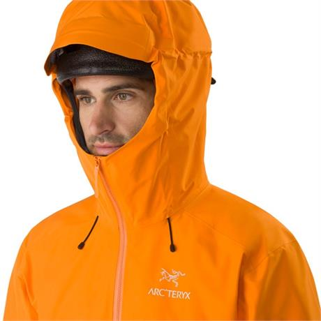 Arc'teryx WATERPROOF Jacket Men's Alpha FL Beacon Orange