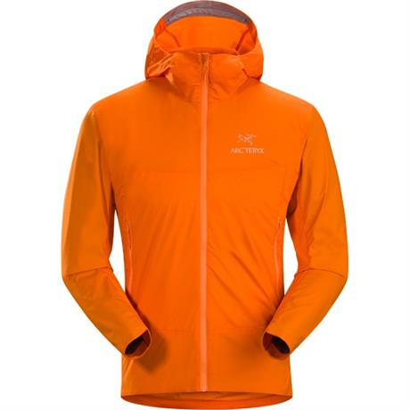 Arc'teryx INSULATED Jacket Men's Atom SL Hoody Tangent Red