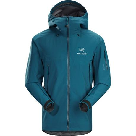 Arc'teryx WATERPROOF Jacket Men's Beta SV Howe Sound Blue