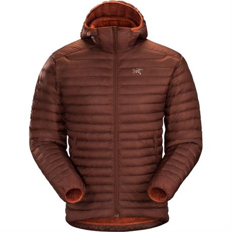 Arc'teryx INSULATED Down Jacket Men's Cerium SL Hoody Redox Red