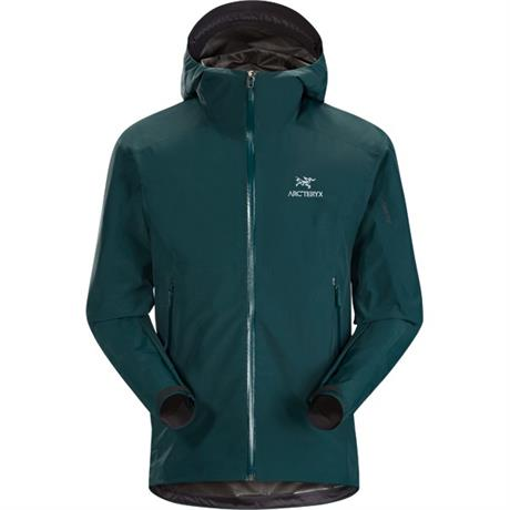 Arc'teryx WATERPROOF Jacket Men's Zeta SL Labyrinth Blue