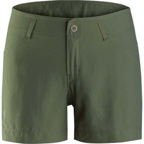 "Arc'teryx Shorts Women's Creston 4.5"" Shorepine Green"