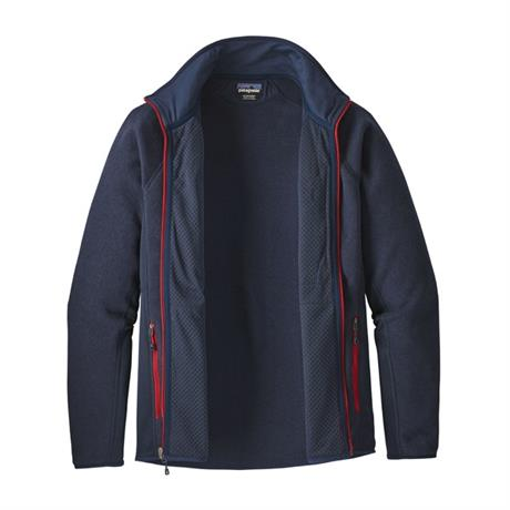 Patagonia FLEECE Jacket Men's Performance Better Sweater Navy Blue
