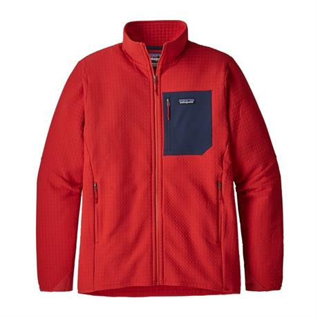 Patagonia FLEECE Jacket Men's R2 Techface Fire