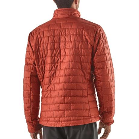 Patagonia INSULATED Jacket Men's Nano Puff New Adobe