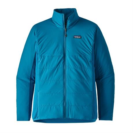 Patagonia INSULATED Jacket Men's Nano-Air Light Hybrid Balkan Blue