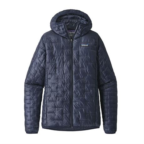 Patagonia INSULATED Jacket Women's Micro Puff Hoody Classic Navy