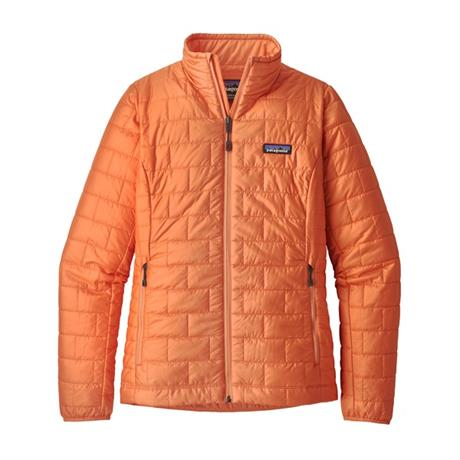 Patagonia INSULATED Jacket Women's Nano Puff Peach Sherbet
