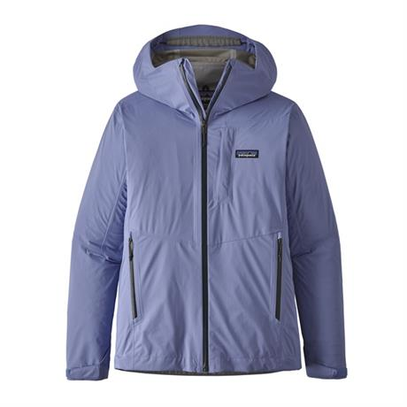 Patagonia WATERPROOF Jacket Women's Stretch Rainshadow Light Violet Blue
