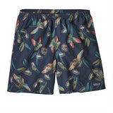 "Patagonia Shorts Men's Baggies Longs 7"" Parrots:Stone Blue"