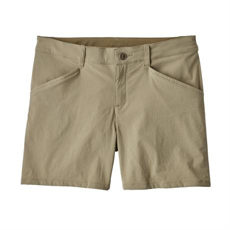 "Patagonia Shorts Women's Quandary 5"" Shale"