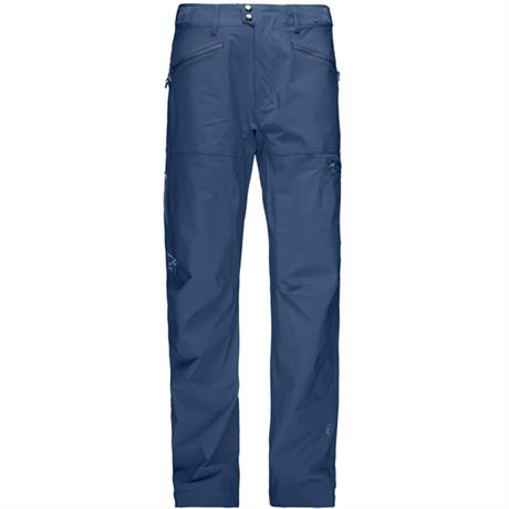 Norrona Pants Men's Falketind Flex1 Trousers Indigo Night/Monument