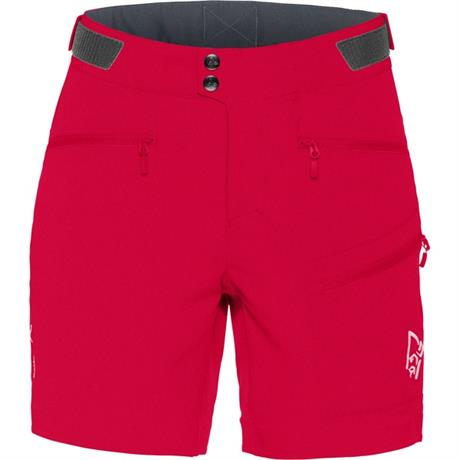 Norrona Shorts Women's Falketind Flex1 Jester Red