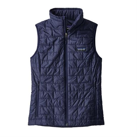Patagonia INSULATED Top Women's Nano Puff Vest Classic Navy