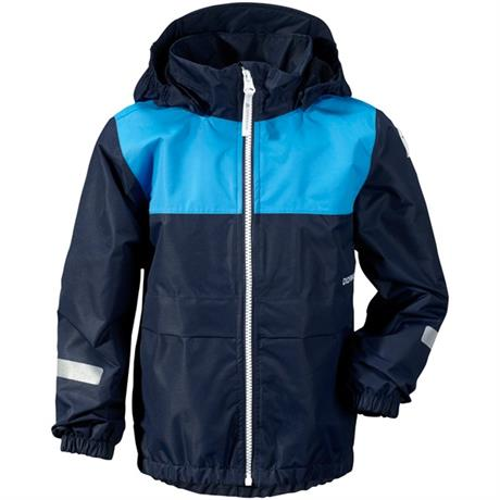 Didriksons WATERPROOF Jacket Kid's Droppen Navy