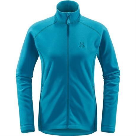 Haglofs FLEECE Jacket Women's Astro Mosaic Blue
