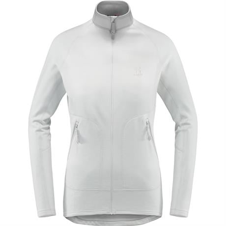 Haglofs FLEECE Jacket Women's Heron Stone Grey