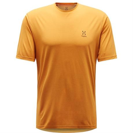 Haglofs Top Men's Ridge Tee Desert Yellow
