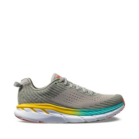 Hoka Running Shoes Women's Clifton 5 Vapour Blue/Wrought Iron