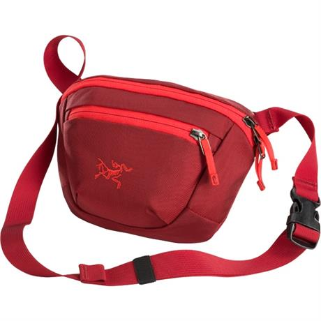 Arc'teryx Travel Bumbag Maka 1 Red Beach
