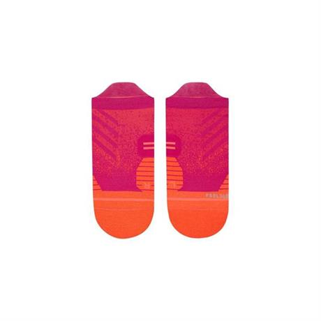Stance RUNNING Socks Women's Run Tab Uncommon Pink