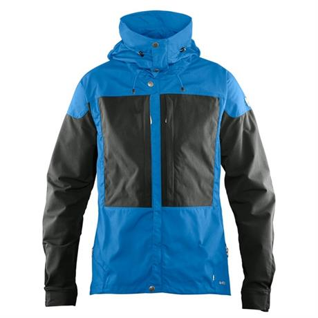 Fjall Raven SOFTSHELL Jacket Men's Keb UN Blue/Stone
