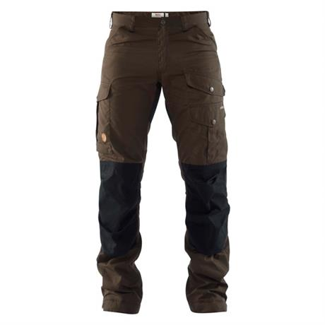 Fjallraven Pants Men's Vidda Pro REGULAR Leg Trousers Dark Olive