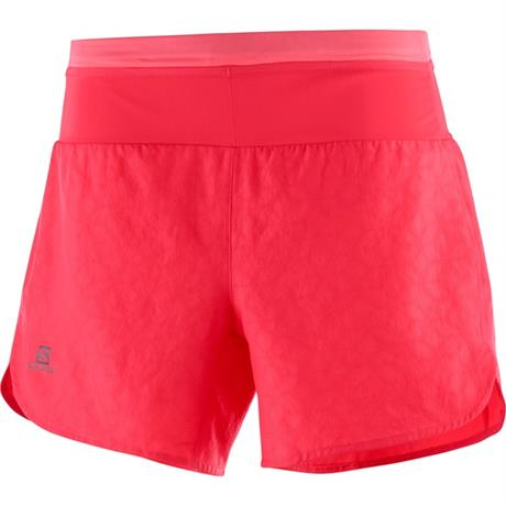 Salomon Shorts Women's XA Hibiscus