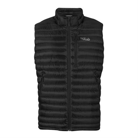 Rab INSULATED Top Men's Microlight Vest Black