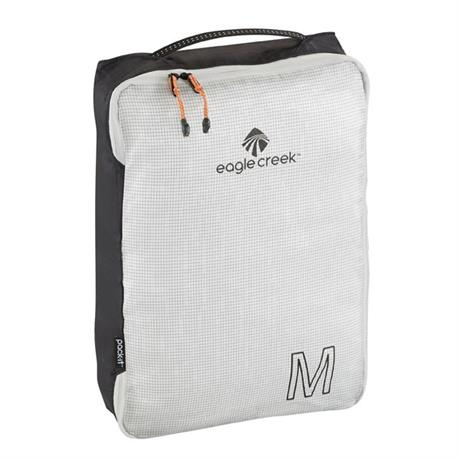 Eagle Creek Travel Lugagge: Pack-It Specter Tech Cube MEDIUM Black/White