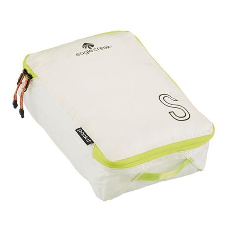 Eagle Creek Travel Lugagge: Pack-It Specter Tech Cube SMALL White/Strobe Green
