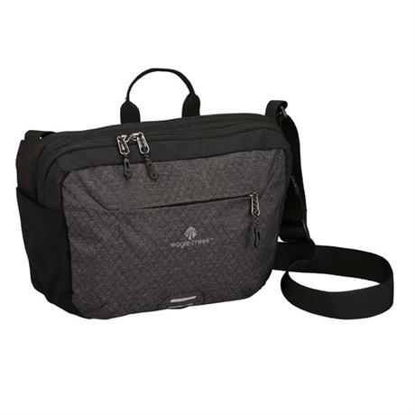 Eagle Creek Travel Bag Wayfinder Crossbody Black/Charcoal