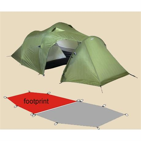 Lightwave Tent Spare/Accessory: Footprint for G20 Tent