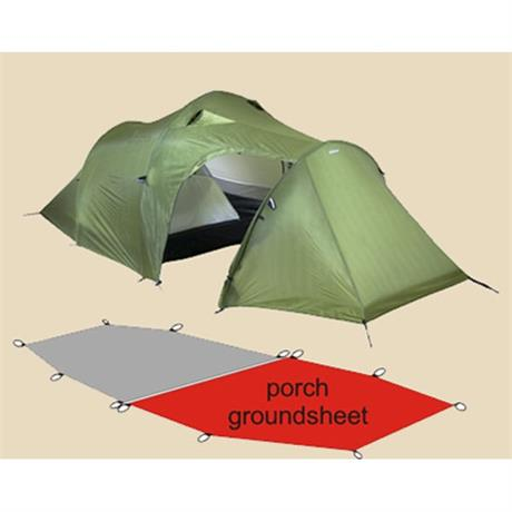 Lightwave Tent Spare/Accessory: Footprint for G20 XT Porch