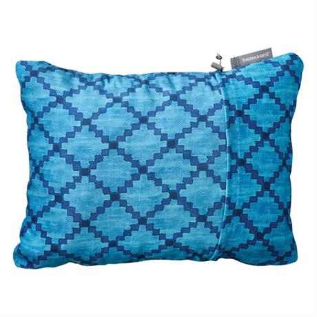 Therm-a-Rest Compressible Pillow SMALL Blue Heather