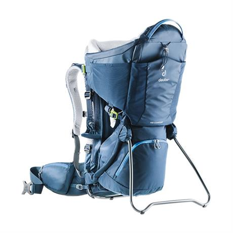Deuter Child Carrier Kid Comfort Midnight (incl. Rain Cover)