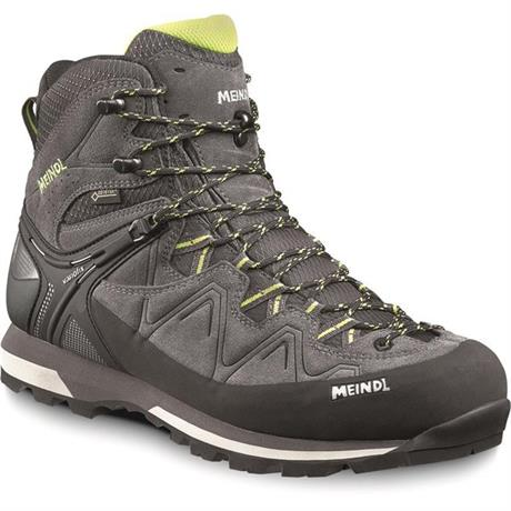 Meindl Boots Men's Tonale GTX Anthracite/Lemon