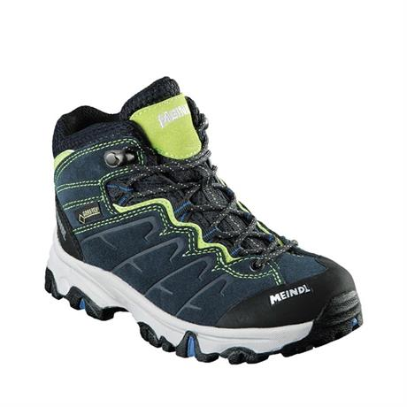 Meindl Boots Kid's Minnesota Junior GTX Lemon Grey