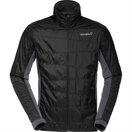 Norrona INSULATED Jacket Men's Falketind Alpha60 Caviar