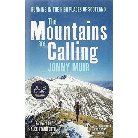 Book: The Mountains are Calling - Jonny Muir (Paperback)