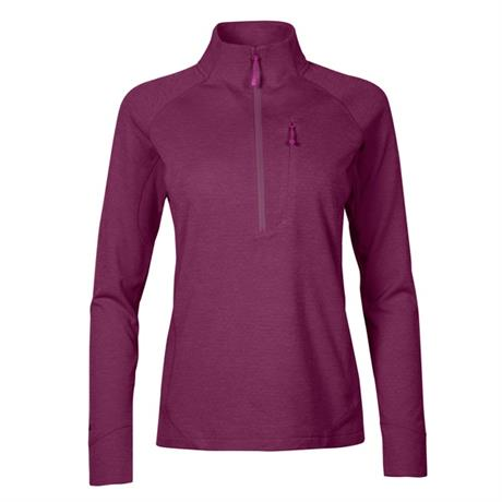 Rab FLEECE Top Women's Nexus Pull-On Berry