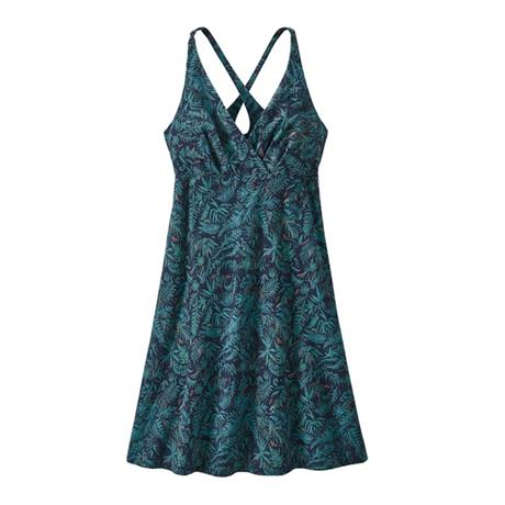 Patagonia Dress Women's Amber Dawn Its a Forest:New Navy