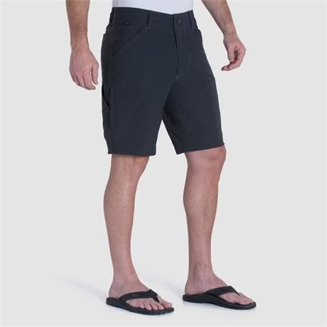 "Kuhl Shorts Men's Renegade 12"" Inseam - Koal"