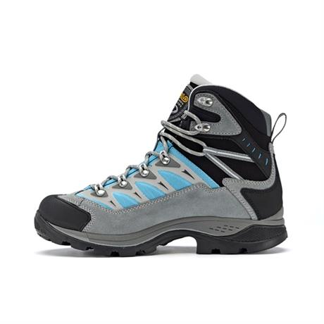 Asolo Boots Women's Touchstone GV Cloudy Grey/Blue Atoll