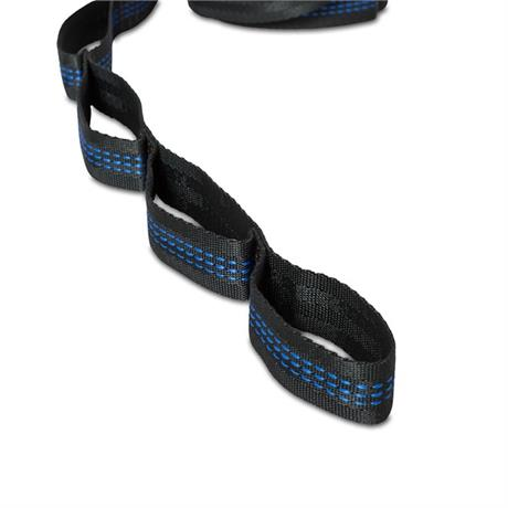 ENO Hammock Spare/Accessory: Atlas Suspension System Hammock Strap Black
