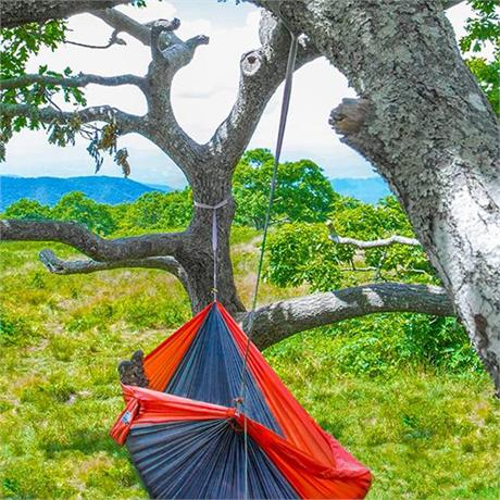 ENO Hammock Spare/Accessory: Helios Suspension System Grey