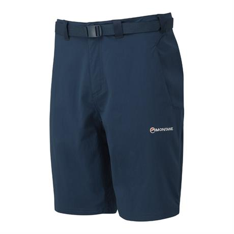 Montane Shorts Men's Tor Narwhal Blue/Alpine Red