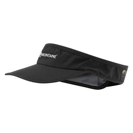 Montane Hat VIA Visor HVIVI Black